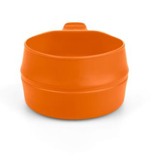 Brettekopp BIO Wildo Fold-A-Cup Bio 2,5 dl Orange