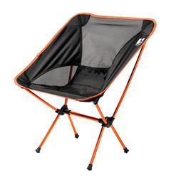 Lett turstol Asivik Lite Folding Chair Orange