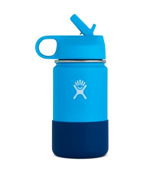 Termoflaske til barn Hydro Flask 12oz Kids Wide Pacific
