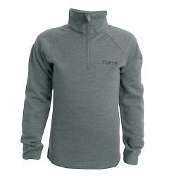 Ullgenser til barn Tufte Wool Fleece Sweater Zip Kid 9–10 å