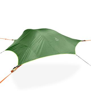 Tretelt til 3 Tentsile Stingray 3 ForestGreen