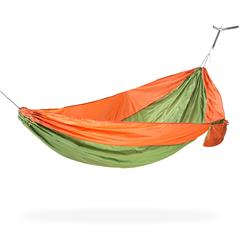 Komplett hengekøye Exped Travel Hammock DUO Plus Moss Green