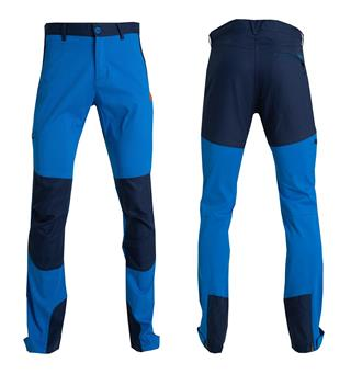 Speiderbukse til herre XL Tufte Outdoor Pants M XL French Blue