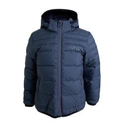 Dunjakke til barn 5–6 år Tufte Down Light Hooded Jacket Kid