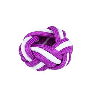 skjerknute WOSM Scouts Paracord Woggle