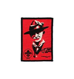 Baden-Powell-merke World Scout Baden-Powell Pop Art Fun Bad