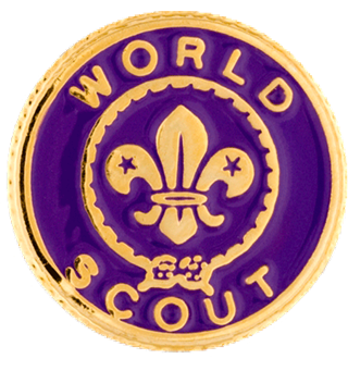 World Scout-pins WOSM World Scout-pins