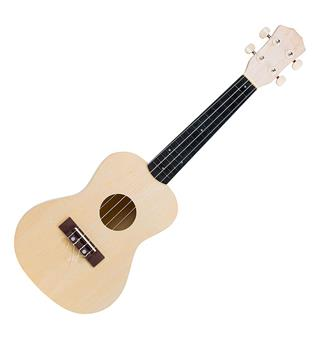 Lag din egen ukulele Kikkerland Make Your Own Ukulele