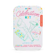 Partykit Kikkerland Mini Celebration Kit