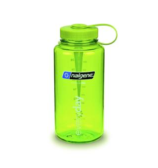 Flaske Nalgene Wide Mouth 1 liter SpringGreen