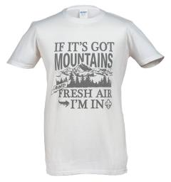 Mountains Calling WOSM Mountains Calling S White