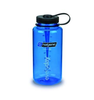 Flaske Nalgene Wide Mouth 1 liter Blue