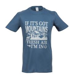 Mountains Calling WOSM Mountains Calling XXL Blue