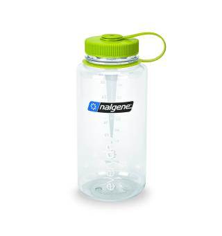 Flaske Nalgene Wide Mouth 1 liter Clear