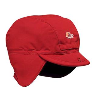 Fjellue Lowe Alpine Classic Mountain Cap L Red
